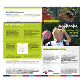 Folder Nationale Handbal Verbond