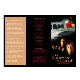 Programma Koopman van Venetië