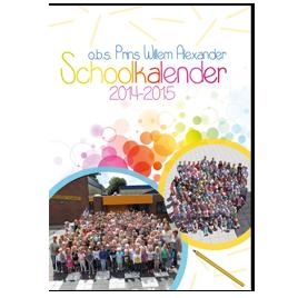 Schoolkalender 2014-2015