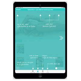 Uitlegpagina's voor Tijdschrift.nl app