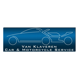 Logo Van Klaveren Car en Motorcycle Service