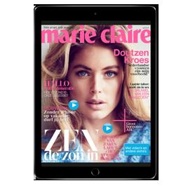 Marie Claire: digitaal magazine 07/2015