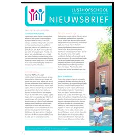 Nieuwsbrief Lusthofschool