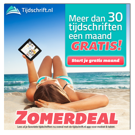 Banners zomerdeal