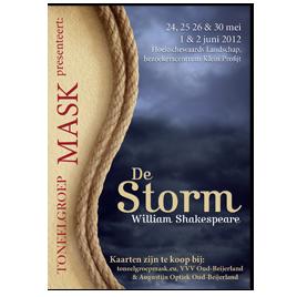 Poster De Storm