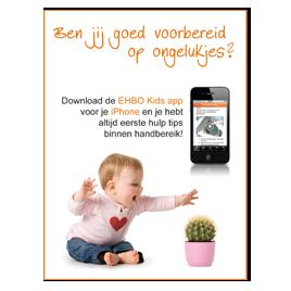 Advertentie EHBO-app