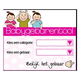 Design Babygebarentool