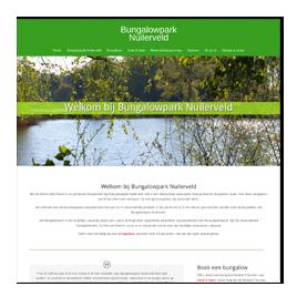 Website Bungalowpark
