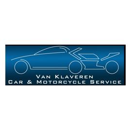 Logo Van Klaveren Car en Motorcycle Service