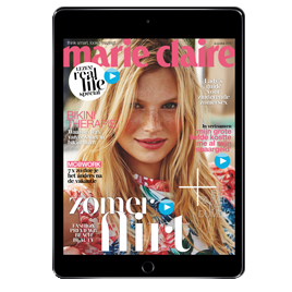 Marie Claire: digitaal magazine 08/2015
