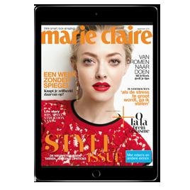 Marie Claire: digitaal magazine 09/2015