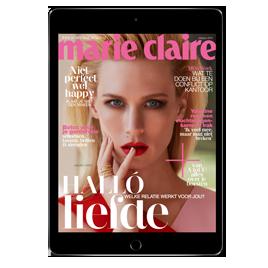 Marie Claire: digitaal magazine 10/2015